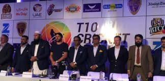 Mr Salman Iqbal announces two new teams for the T10 league