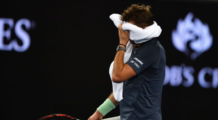 Wawrinka loses to world No. 259 in Rotterdam