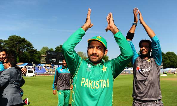 Sarfraz should remain captain till the next world cup: Inzamam Ul Haq