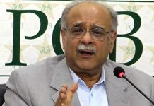 Najam Sethi Pakistan Super League