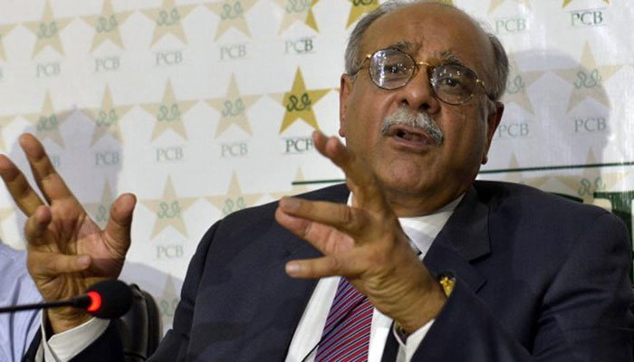 Najam Sethi Pakistan West Indies