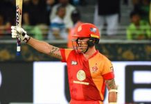Luke Ronchi Eoin Morgan Karachi Kings