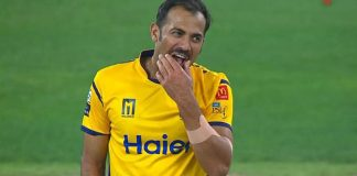 Wahab hopes to make a comeback in Pakistan side