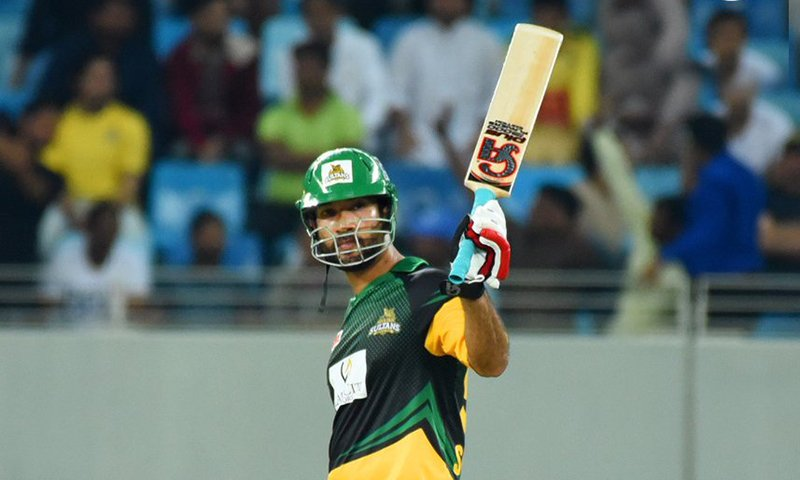 Maqsood's highest lifts Multan to victory over Peshawar