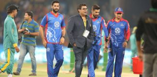 Salman Iqbal Karachi Kings