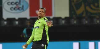 Sunil Narine reported for suspected bowling action in PSL