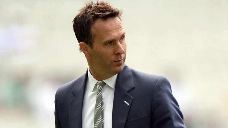 Michael Vaughan England Australia Ashes
