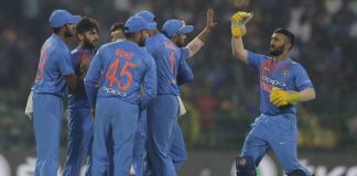 Thakur, Pandey star as India beat Sri Lanka in tri-series T20