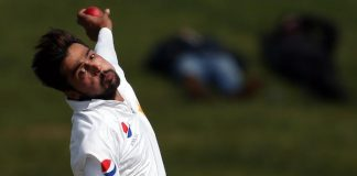 Mohammad Amir Test cricket