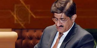 Murad Ali Shah Karachi Pakistan Super League