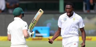 South African bowler Rabada charged after Smith incident