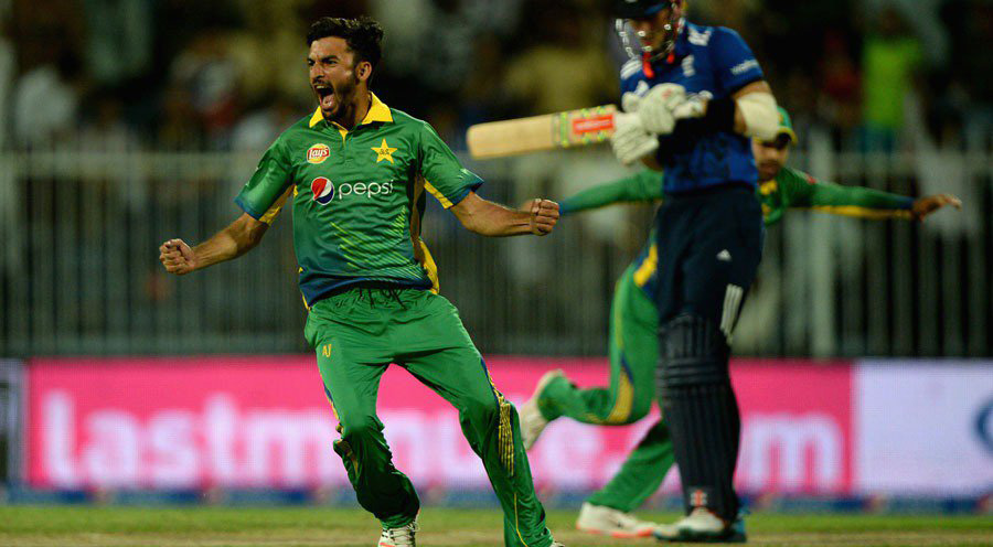 Zafar Gohar excels after a year in pain