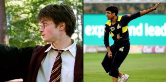 Ibtisam Sheikh - Pakistan cricket's Harry Potter