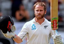 Kane Williamson New Zealand England