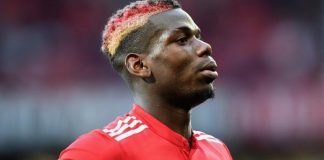 Paul Pogba Manchester United Didier Deschamps