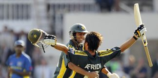 Shahid Afridi Shoaib Malik Lord's World XI West Indies