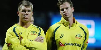 Steve Smith David Warner Cameron Bancroft