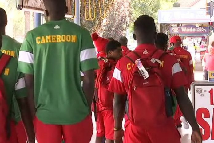 Cameroon Commonwealth Games