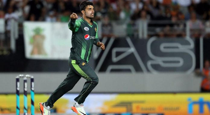 Shadab Khan Pakistan West Indies