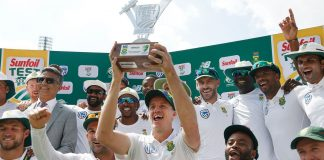 Vernon Philander Morne Morkel South Africa