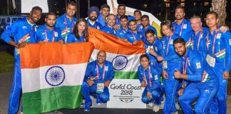 India Commonwealth Games Australia