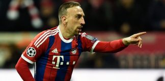 Franck Ribery Bayern Munich Real Madrid