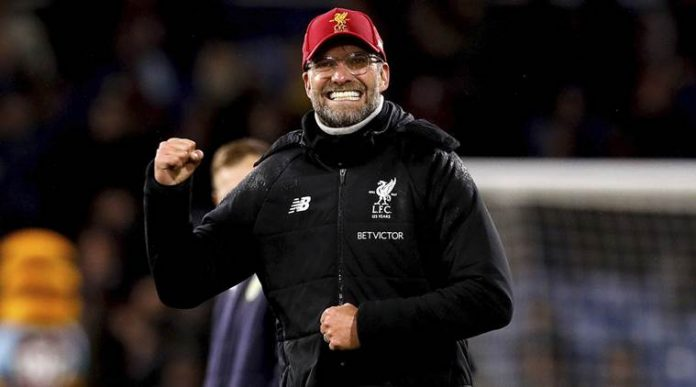 Jurgen Klopp Liverpool AS Roma