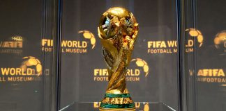 FIFA World Cup Trophy Italy