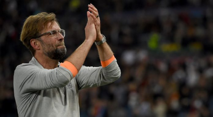 Liverpool Jurgen Klopp Champions League Real Madrid