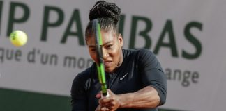 Serena set for Grand Slam return at Roland Garros
