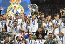Real Madrid Liverpool Champions League Gereth Bale Liiverpool Mohamed Salah