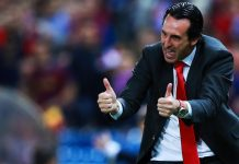 Arsenal Unai Emery Arsene Wenger