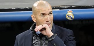 Real Madrid Zinedine Zidane Liverpool Champions League