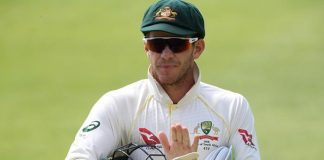 Australia David Warner Time Paine