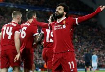 Unselfishness key to Liverpool's free-scoring front three - Salah