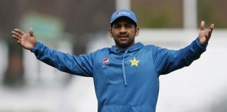 Sarfraz Ahmed Ireland Pakistan