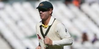 David Warner Cricket Australia
