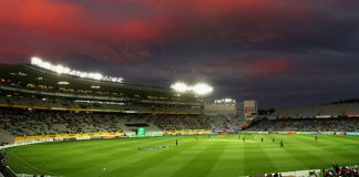 Eden Park Auckland New Zealand