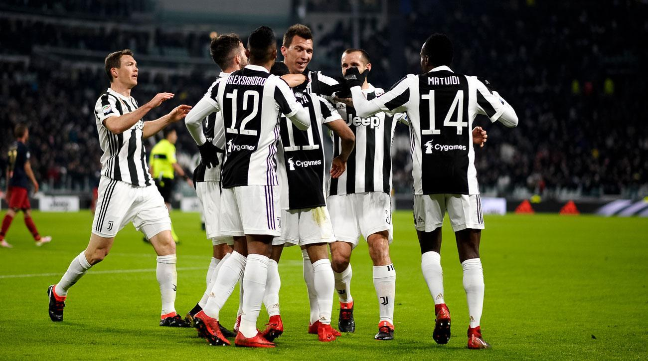 Juventus survive fright to move close to serie a title arysports juventus survive fright to move close to serie a title stopboris Choice Image