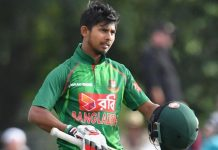 Bangladesh recall Mosaddek for T20 series against Afghanistan