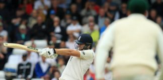 England boom after rain's gloom at Leeds