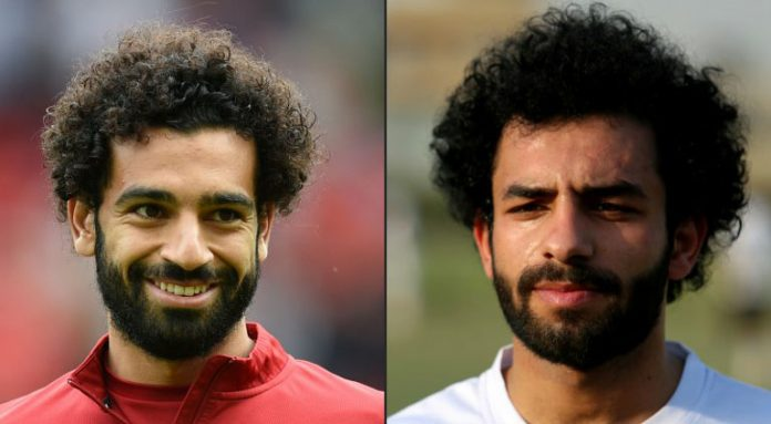 Salah's Iraqi lookalike dreams of football glory