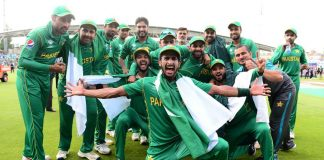 Pakistan India Rumman Raees Champions Trophy