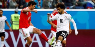 Russia Egypt World Cup Mohamed Salah