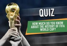 How much do you know about the history of FIFA World Cup?