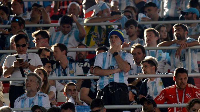 Argentina World Cup Lionel Messi