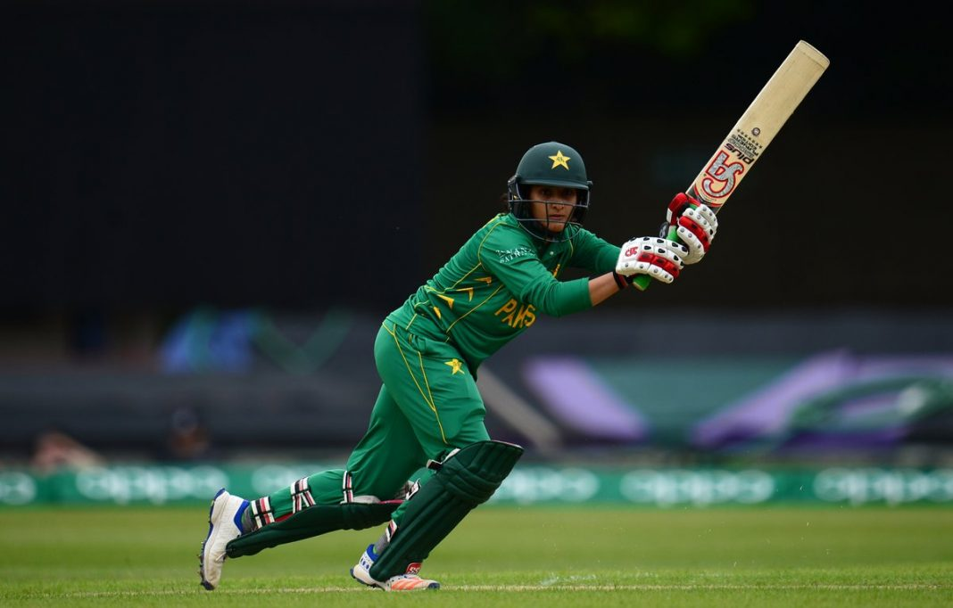 Pakistan women register a thumping win against Malaysia