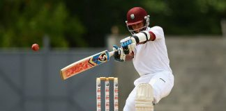 Shane Dowrich Jason Holder West Indies Sri Lanka