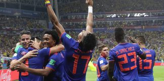 Colombia dedicate crucial World Cup win to embattled Sanchez
