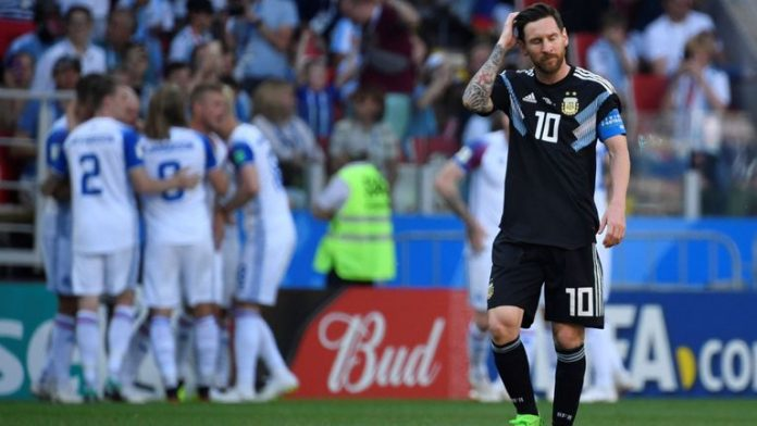 Lionel Messi Argentina World Cup Paulo Dybala